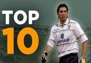 ۱۰ سقوط تاریخی تیمها به لیگ پایینتر