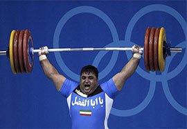 تاریخ سازی های حسین رضازاده در المپیک