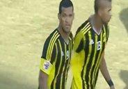 گلهای بازی لوکوموتیو 1-1 الاتحاد عربستان