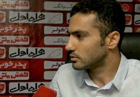 گفتگو با محسن ربیع خواه بازیکن جدید پرسپولیس