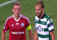 خلاصه بازی اسپورتینگ 2-0 لژیا