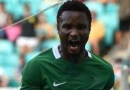 گلهای بازی نیجریه 3-1 الجزایر(گلزنی میکل)