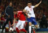 خلاصه بازی ولز 1-1 صربستان