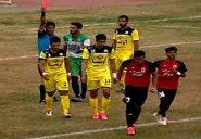 خلاصه بازی ایران جوان بوشهر 5-0 راه آهن
