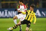 خلاصه بازی دورتموند 1-1 آگزبورگ