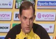 صحبتهای توخل بعد از بازی با آگزبورگ
