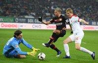 خلاصه بازی آگزبورگ 1-3 بایرلورکوزن
