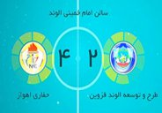 خلاصه فوتسال طرح و توسعه الوند 2-4 حفاری اهواز