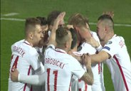 خلاصه بازی مونته نگرو 1-2 لهستان