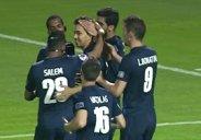 خلاصه بازی الهلال عربستان 1-0 الوحده امارات