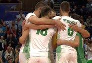 خلاصه والیبال بلغارستان 3-2 لهستان