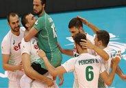 خلاصه والیبال بلغارستان 3-1 برزیل