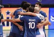 خلاصه والیبال آرژانتین 3-1 بلغارستان