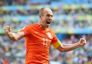 بهترین گلهای آرین روبن در تیم ملی هلند