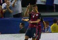 گلهای بازی نیکاراگوئه 0-3 آمریکا