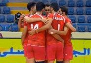 خلاصه والیبال ایران 4-1 الجزایر