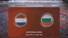 خلاصه بازی هلند 3-1 بلغارستان