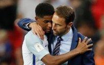 توضیح مربی تیم ملی انگلیس از پیشرفت راشفورد