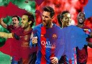 زیباترین گلهای بارسلونا در مقابل تیم های پرتغالی