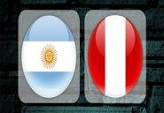 پیش بازی دیدار حساس آرژانتین - پرو