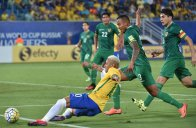 خلاصه بازی بولیوی 0 - برزیل 0