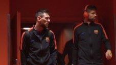 پشت صحنه بازی بیلبائو - بارسلونا