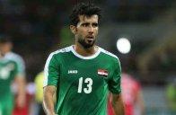 گلزنی بشار رسن برای تیم زیر ٢٣ عراق