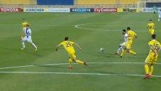 خلاصه بازی الغرافه قطر 2 - پاختاکور ازبکستان 1
