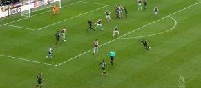گل فوق العاده دانیلو ( برنلی 0 - منچسترسیتی 1)