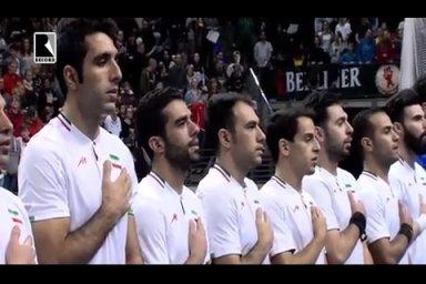 خلاصه بازی های تیم ملی هاکی ایران