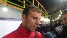 صحبتهای سیدجلال حسینی بعد از بازی الوصل
