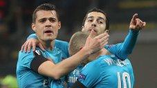 بدشانسی عجیب ستاره آرسنال در لیگ اروپا
