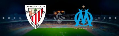خلاصه بازی اتلتیک بیلبائو 1 - المپیک مارسی 2