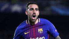 گل اول بارسلونا به بیلبائو (پاکو الکاسر)