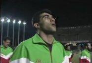 بازی خاطره انگیز الجزایر - ایران