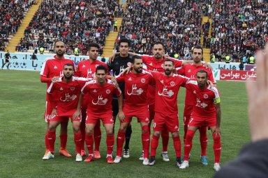 پیروزی پدیده در دربی مشهد مقابل سیاه جامگان