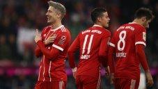 5 گل برتر بایرن مونیخ در برابر آگزبورگ