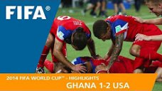 مرور جام جهانی 2014 - ( آمریکا 2 - غنا 1 )