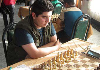 معرفی نابغه شطرنج ایران - پرهام مقصودلو