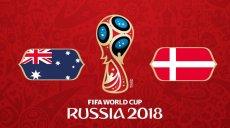 خلاصه بازی دانمارک 1 - استرالیا 1 (جامجهانی روسیه)