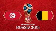 خلاصه بازی بلژیک 5 - تونس 2 (جام جهانی روسیه)