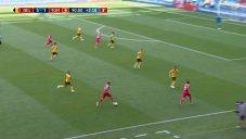گل دوم تونس به بلژیک (خضری)