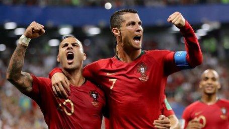 بازگشت کریستیانو رونالدو به تیم ملی پرتغال