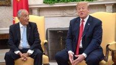 شوخی ترامپ با رونالدو؛ او رئیس جمهور نمیشود!