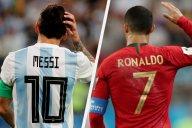خداحافظی یاران مسی و رونالدو با جام جهانی روسیه