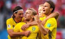 گفتگو با بهترین بازیکن دیدار سوئد و سوئیس