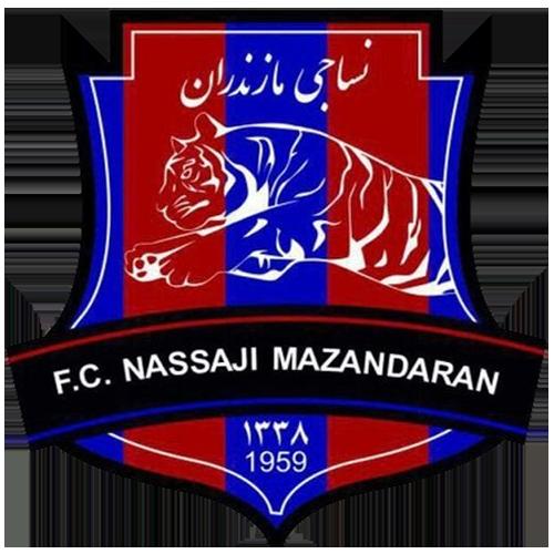 لوگو نساجی مازندران