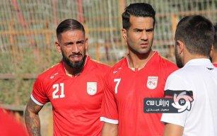 کاپیتانهای تیم ملی سرخپوش میمانند
