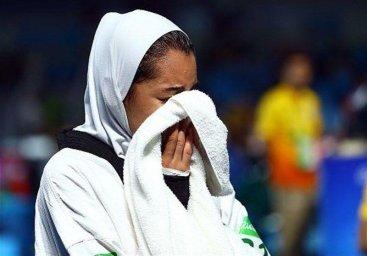 صحبتهای شهنازی در مورد مصدومیت کیمیا علیزاده