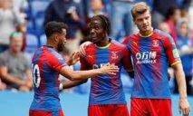 5 گل برتر کریستال پالاس در لیگ برتر جزیره 18-2017